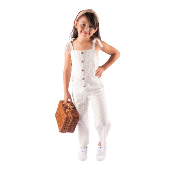 Little Lady B - Adriana Jumpsuit 1