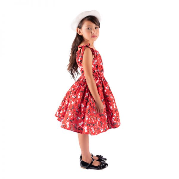 Little Lady B - Bella Dress 2