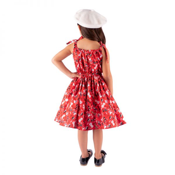 Little Lady B - Bella Dress 3