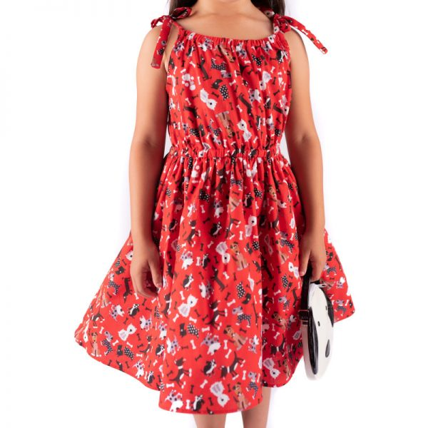 Little Lady B - Bella Dress 4