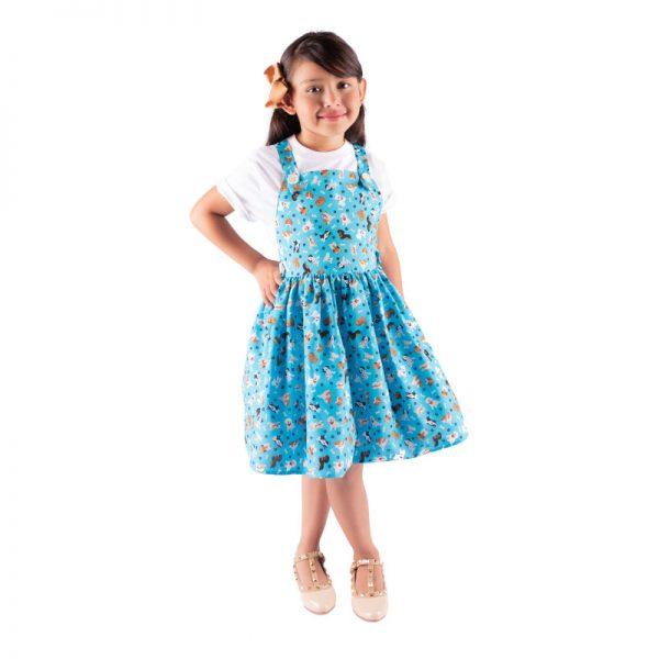Little Lady B - Jessie Dress 1