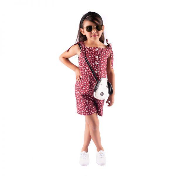 Little Lady B - Monica Romper 1