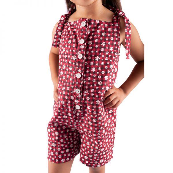 Little Lady B - Monica Romper 4
