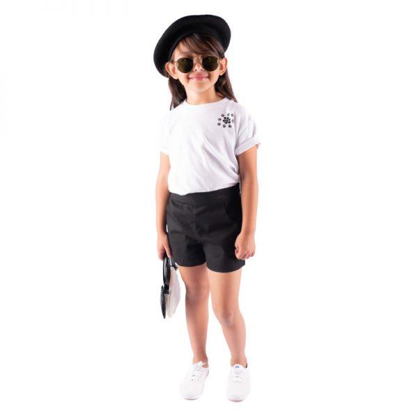 Little Lady B - Paw T-Shirt 1