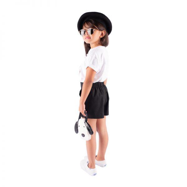 Little Lady B - Paw T-Shirt 2