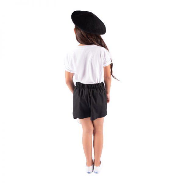 Little Lady B - Paw T-Shirt 3