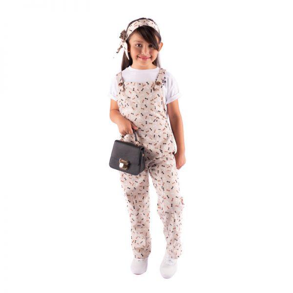 Little Lady B - Ramona Jumpsuit 1