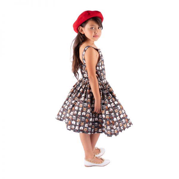 Little Lady B - Serena Dress 2