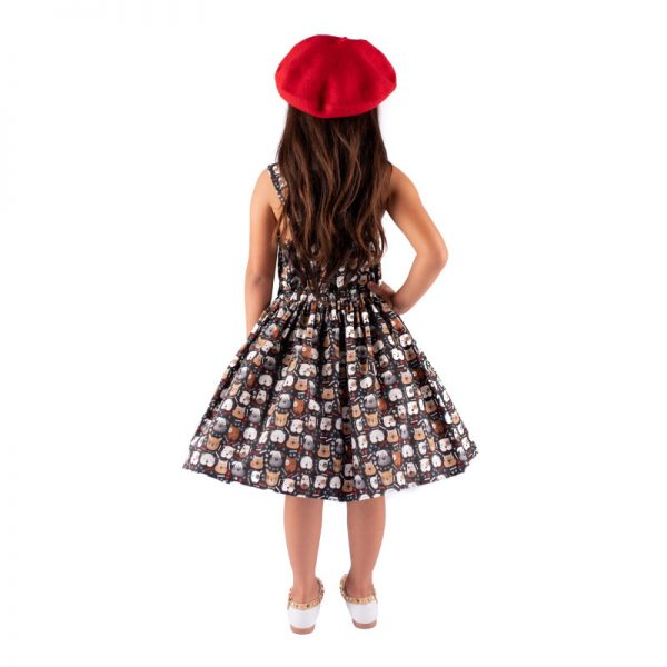 Little Lady B - Serena Dress 3