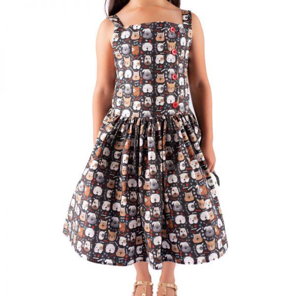 Little Lady B - Serena Dress 4