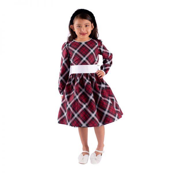 Little Lady B - Audrey Dress 1