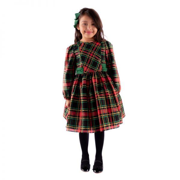 Little Lady B - Carol Dress 1