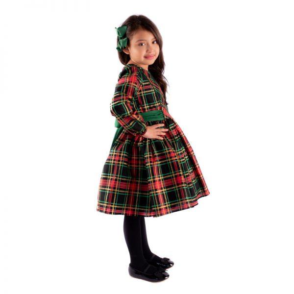 Little Lady B - Carol Dress 2