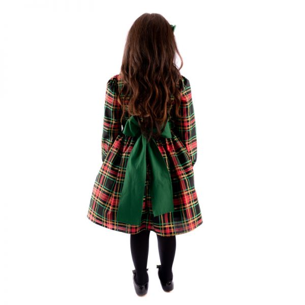Little Lady B - Carol Dress 3