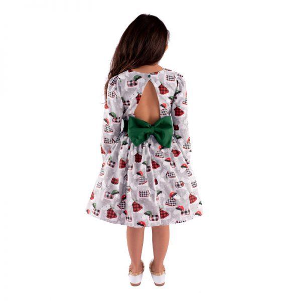 Little Lady B - Eve Dress 3