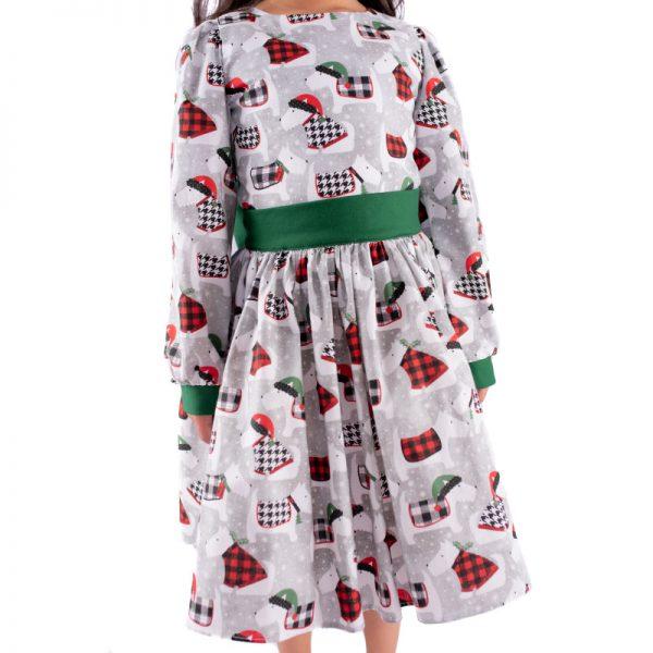 Little Lady B - Eve Dress 4