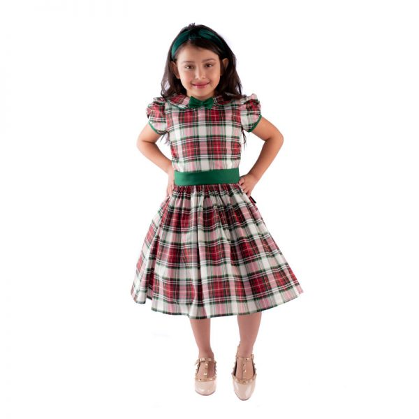 Little Lady B - Mary Dress 1