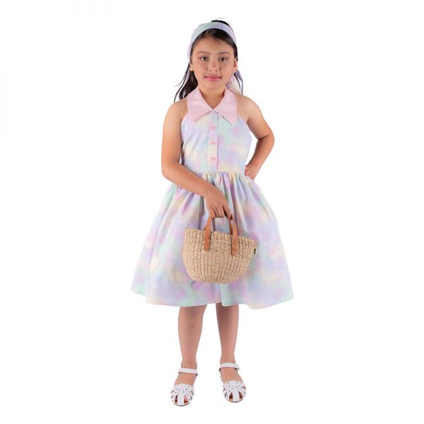 Little Lady B - Charlotte Dress 1