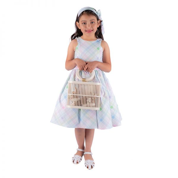 Little Lady B - Emma Dress 1