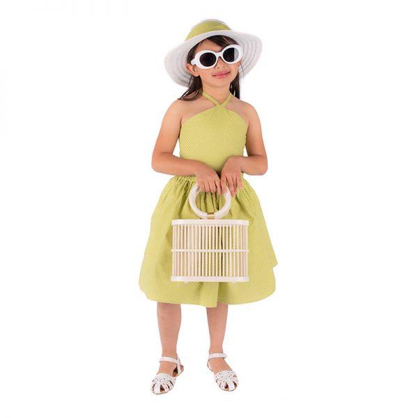 Little Lady B - Samantha Dress 1