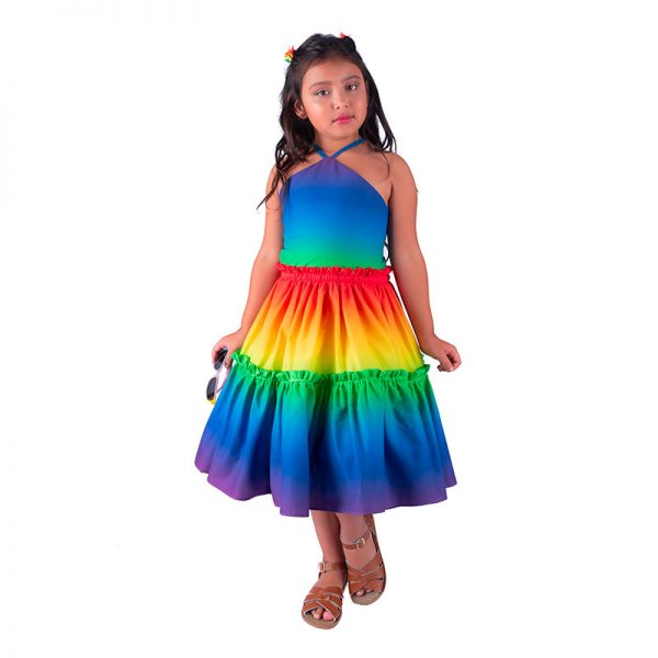 Little Lady B - Angela Dress 1
