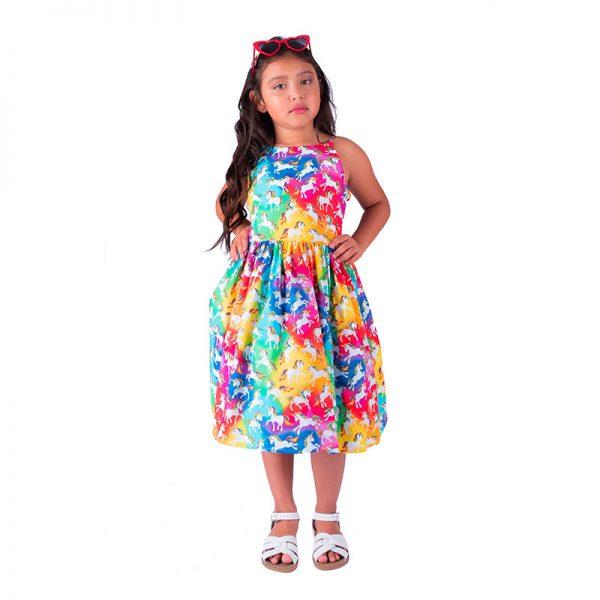 Little Lady B - Gloria Dress 1