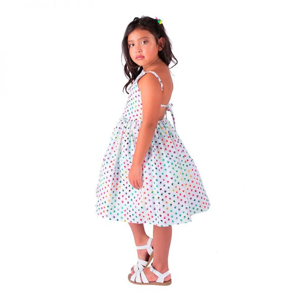 Little Lady B - Hilary Dress 2