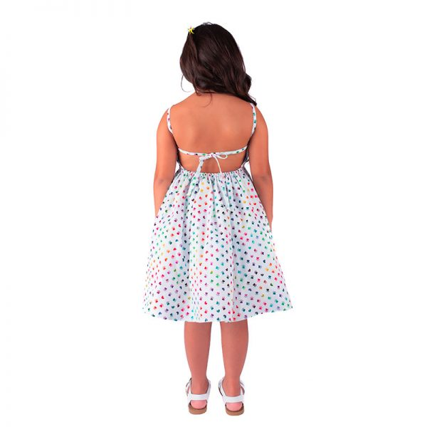 Little Lady B - Hilary Dress 3