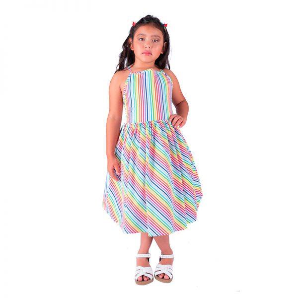 Little Lady B - Malala Dress 1