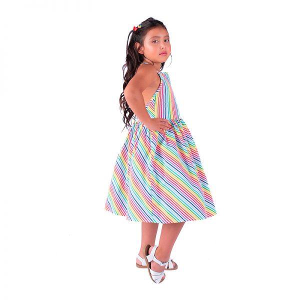 Little Lady B - Malala Dress 2