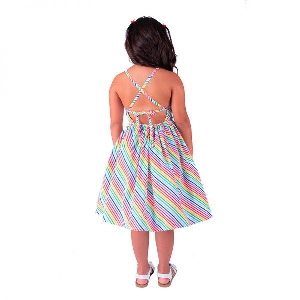 Little Lady B - Malala Dress 3