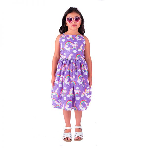Little Lady B - Michelle Dress 1