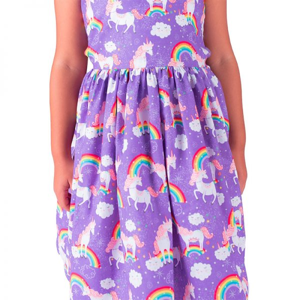 Little Lady B - Michelle Dress 4