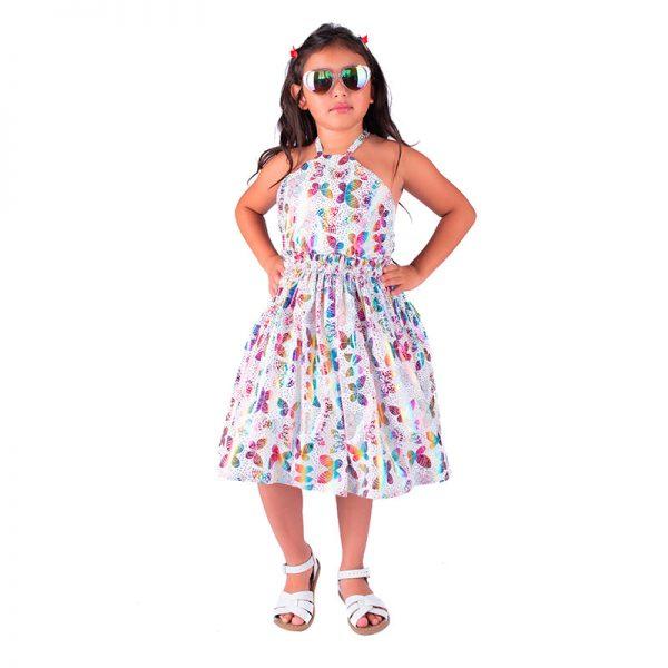 Little Lady B - Rosa Dress 1