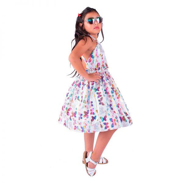 Little Lady B - Rosa Dress 2