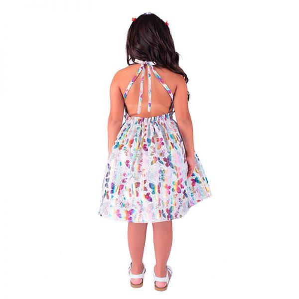 Little Lady B - Rosa Dress 3