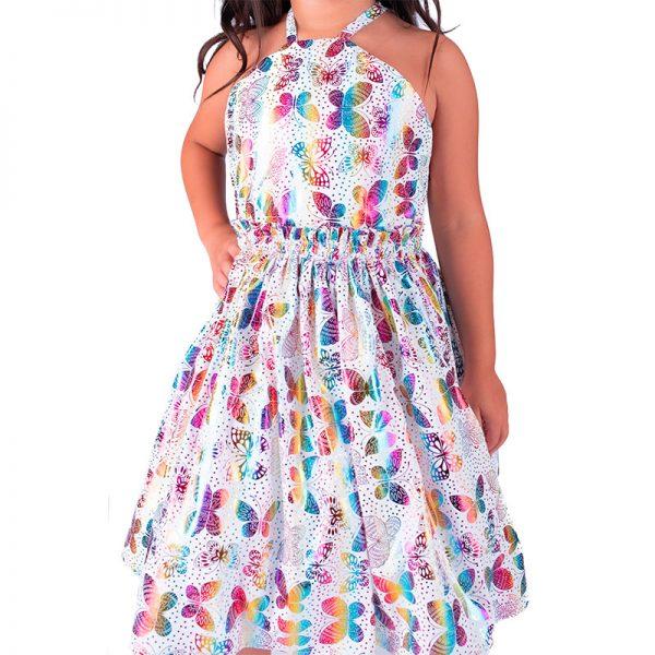 Little Lady B - Rosa Dress 4