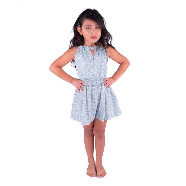 Little Lady B - Faith Romper 01