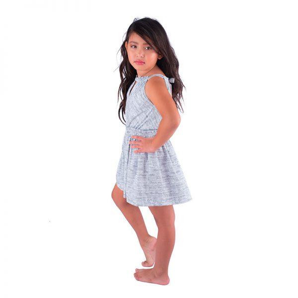 Little Lady B - Faith Romper 02