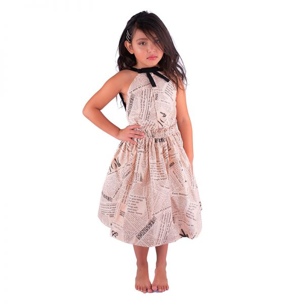 Little Lady B - Teresa Dress 01