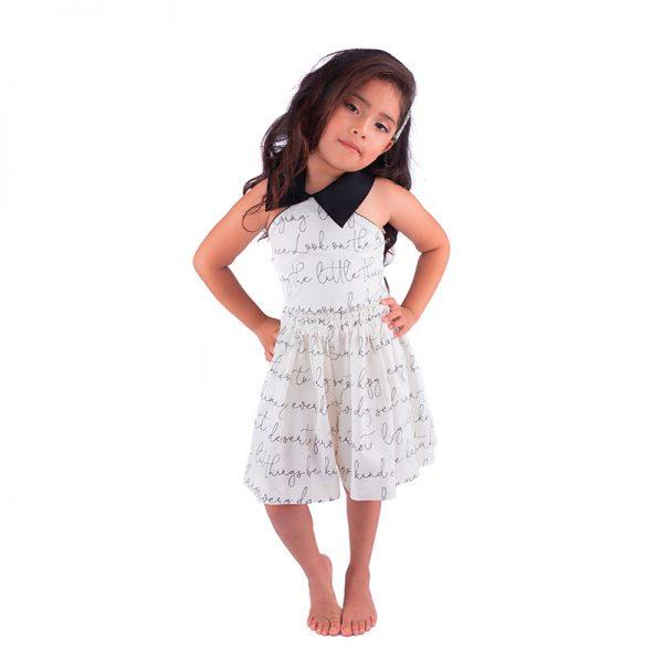 Little Lady B - Victoria Romper 01