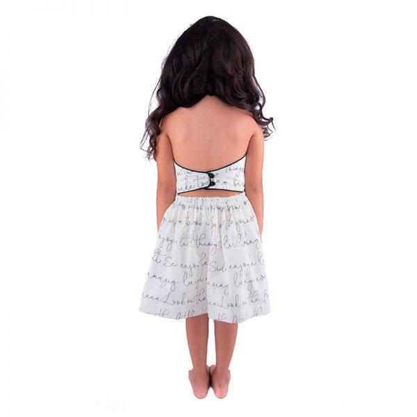 Little Lady B - Victoria Romper 03